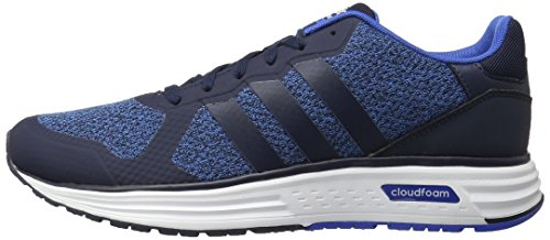 Adidas NEO Men's Cloudfoam Flyer Fashion Sneaker, Unity Ink/Collegiate Navy/Satellite, 11.5 M US