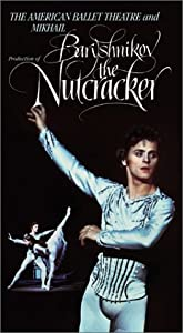 The Nutcracker (The American Ballet Theatre) [VHS]