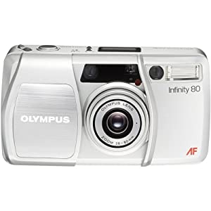 Olympus Infinity Zoom 80 QD 35mm Camera