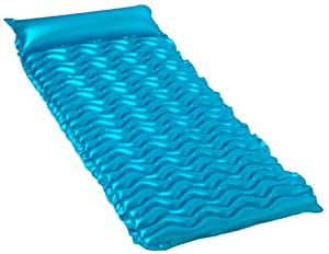 Buy Intex Recreation Tote-N-Float Wave Mat 58807E Inflatable Toys (Colors May Vary) by Intex
