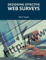 Designing Effective Web Surveys