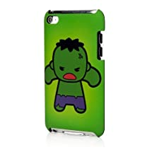 Marvel Kawaii Clip Case for iPod touch 4 - The Hulk