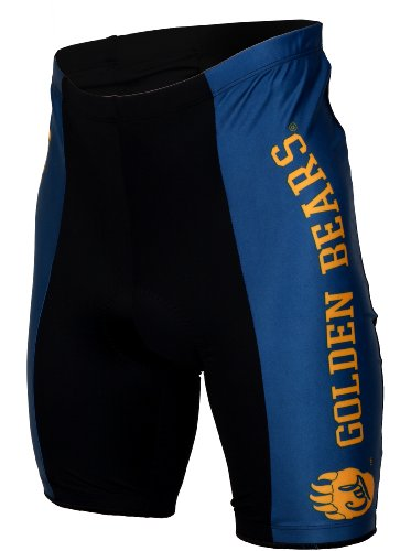 Ncaa Unisex Adult California Golden Bears Cycling Short (Large)