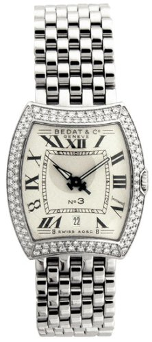 Bedat Co. Women's 314.031.100 No.3 Diamond Automatic Watch