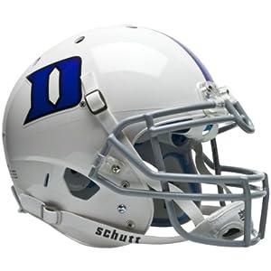 DUKE BLUE DEVILS Schutt AiR XP Full-Size AUTHENTIC Football Helmet by ON-FIELD