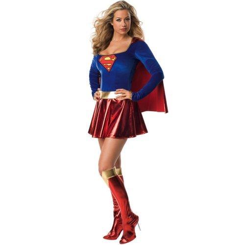 Womens Supergirl Costume Halloween