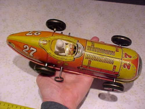 Vintage Marx Toys