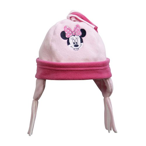 Disney Baby - Mädchen Mützchen 71304, Gr. 51, Rosa (832 Pink Lady)