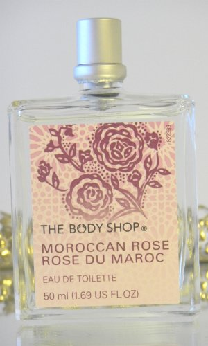 The Body Shop, Moroccan Rose Eau de Toilette