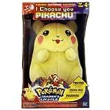 Electronic Pikachu Plush - Rare 1998 Hasbro Release - I Love You Pikachu!