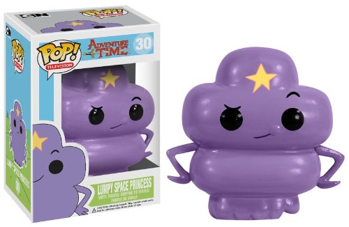 Funko POP Television: Adventure Time Lumpy Princess Vinyl Figure - 1
