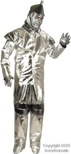 Adult Plus Size Tin Man Halloween Costume