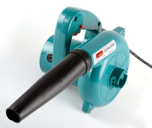 """Ate Pro.Usa Mini Air Blower And Mini Vacuum With Rubber Nozzle And 9.5"""" Collection Zipper Bag front-192121"""