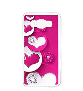 a AND b Designer Printed Mobile Back Cover / Back Case For Samsung Galaxy A5 (SG_A5_3026)