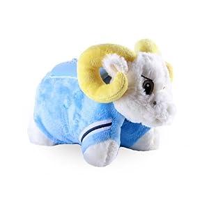 Buy NCAA North Carolina Tar Heels Dream Lite Pillow Pet by Fabrique Innovations