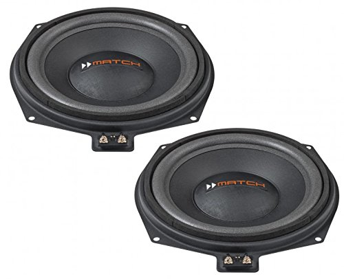 MATCH mS8B woofer 20 cm-pour bMW