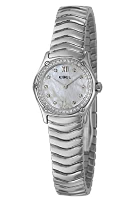 Ebel Classic Wave Women's Quartz Watch 9157F15-9725 from designer Ebel