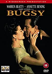 Bugsy Dvd Amazon Co Uk Warren Beatty Annette Bening