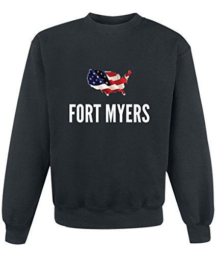 sweatshirt-fort-myers-city-black