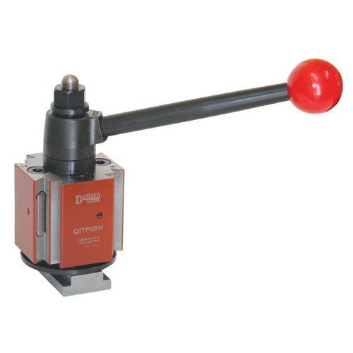 Dorian Tool QITPN Alloy Steel Quadra Indexing Quick Change Tool Post, 16