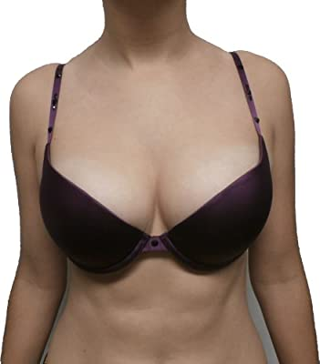 Andres Sarda Scala Push-Up Bra (330-0317) Imperial Purple (32B)