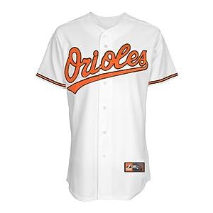 MLB Baltimore Orioles Matt Wieters #32 Replica Home Jersey, White by Majestic