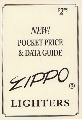 Zippo Collectors Guide Book