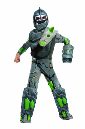 Skylanders Giants Deluxe Crusher Costume, Small