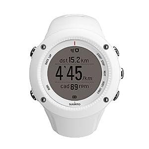 Suunto Ambit2 R Sports Watch, Color- White