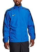 Nike Chaqueta Deporte Woven Warm-Up (Azul)