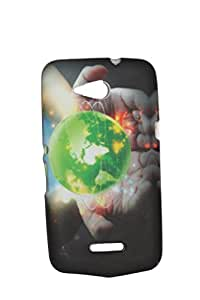 Generic Premium Branded Silicon Covers for Sony XPE4G Globe SILSONGLB_0648DR