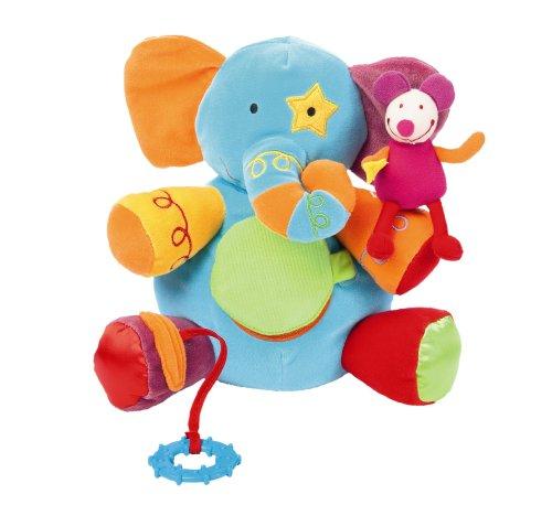Manhattan Toy Carousel Elephant Activity Toy front-859985
