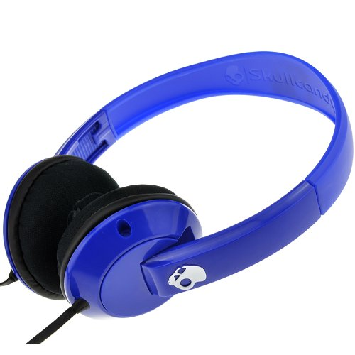 Skullcandy Uprock Headphones Royal/White, One Size