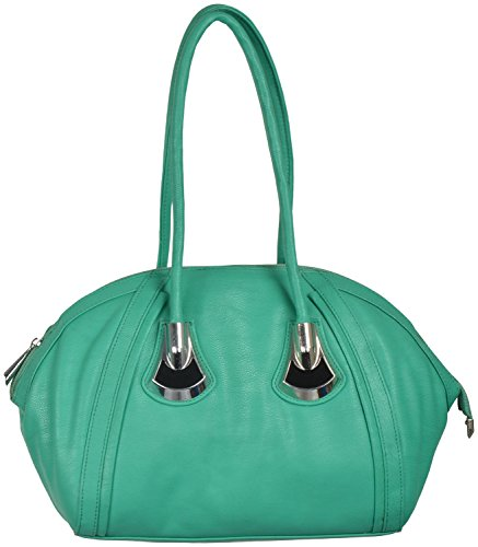 1e7e897e0d Gouri Bags Casual Green Color Women Handbag Stylish Shoulder Purse Soft  Leather Bag Ladies Purse Stylish Bag For Girls Price in India