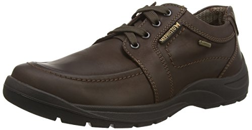 Mephisto - Bristol Gt Grizzly 151 Dark Brown, Stringate da uomo, marrone (grizzly 151), 42.5