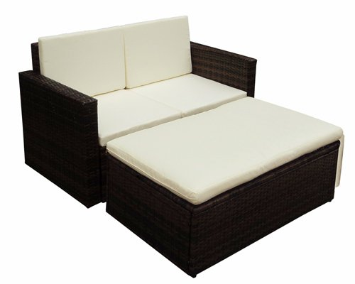 verkauf billig poly rattan garten garnitur m bel essgruppe. Black Bedroom Furniture Sets. Home Design Ideas