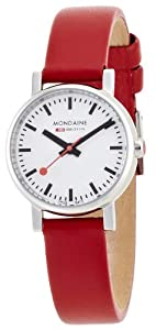 Mondaine Herren-Uhren Quarz Analog A658.30301.11SBC