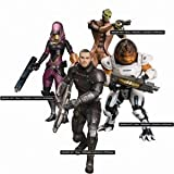 Mass Effect Action Figure Set of 4