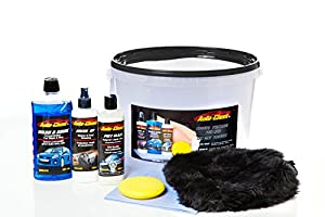 Auto-Chem Professional (1138) Complete Car Care Detailing Bucket Kit from Auto-Chem Direct