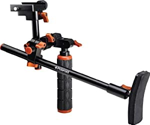 Polaroid Video Chest Stabilizer Support System For DSLR Cameras and Camcorders