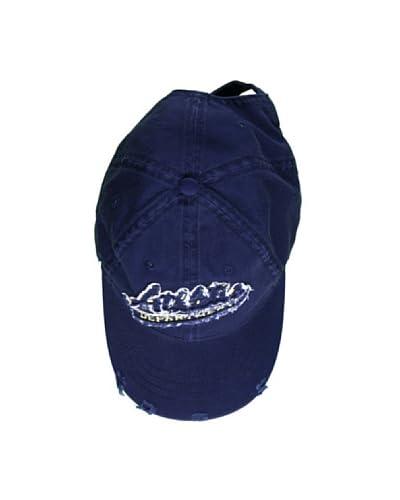 Bimbus Cappellino con Visiera [Blu Oceano]