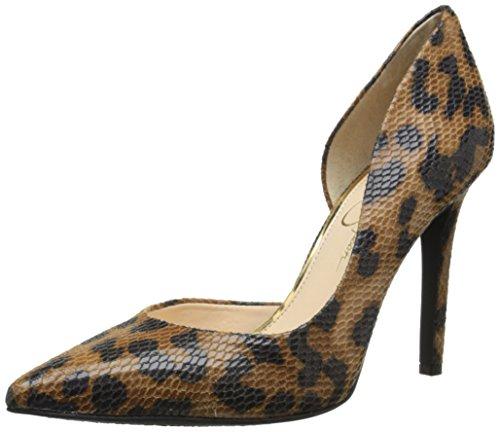 Jessica Simpson Claudette D'Orsay pompe vestito delle donne Formato dei pattini 8.5