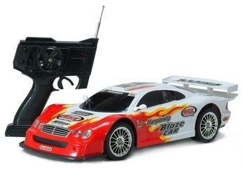 Remote Control Car RC Mercedes Speed Demon 4 Wheel Drive Racing Car Radio Rem
