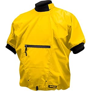 Stohlquist Torrent Spray Jacket - Short-Sleeve - Men's Yellow, L