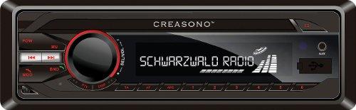 Creasono-MP3-RDS-Autoradio-CAS-3300bt-mit-USB-SD-BT-Freisprecher