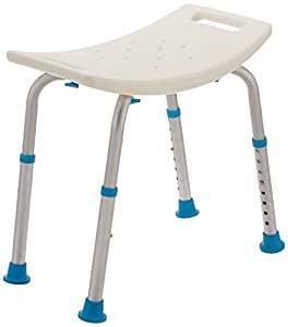 buy aquasense adjustable bath and shower chair with non aquasense adjustable bath and shower chair with non slip