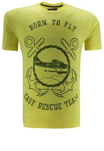 Maxfort -  T-shirt - Uomo giallo XXXL