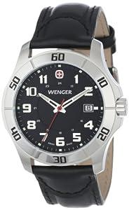 (牛表)Wenger 70485 威戈阿尔发瑞士制造防冲击百米防水男士腕表 $114.45