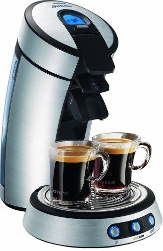 philips hd 7842 00 kaffeeautomat senseo alu kaffeepadautomat. Black Bedroom Furniture Sets. Home Design Ideas