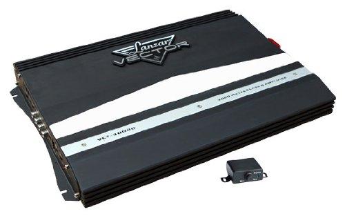 Lanzar Vct3000D 3000 Watts Class D Amplifier